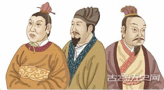 634:出乎意料,五代十国皇帝平均年龄仅次于唐朝,比南朝高出10岁