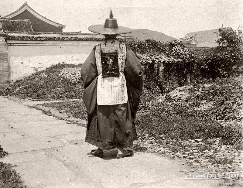 1921年法国人拍摄的中国老照片您肯定没看过