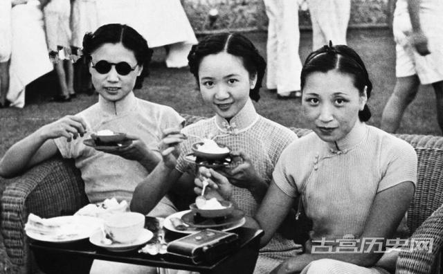 15张老照片直击中国女性百年变化,民国美女最好看