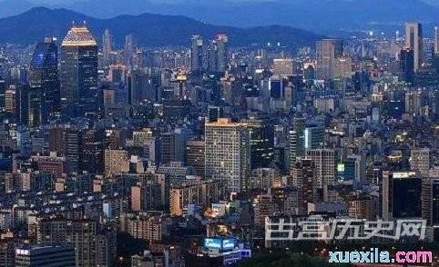 韩国首都首尔的历史