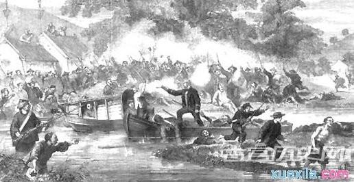 鸦片战争的发动只因为差9票反对票