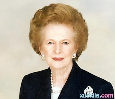 英国历史上第一位女首相