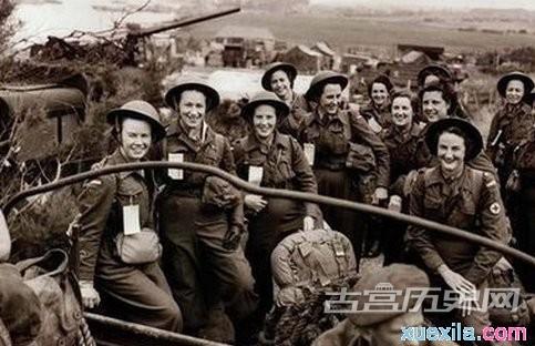 二战时英国曾出现大量私生子
