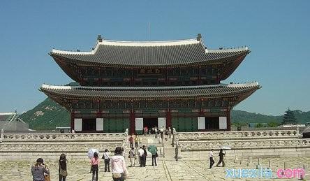 韩国故宫的历史