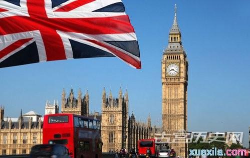 英国发展的历史