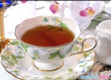 英国红茶的历史简介