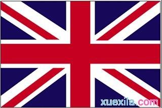 英国国旗的历史