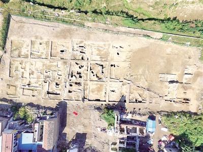 迄今为止发现的中国最大酿酒作坊遗址揭开面纱