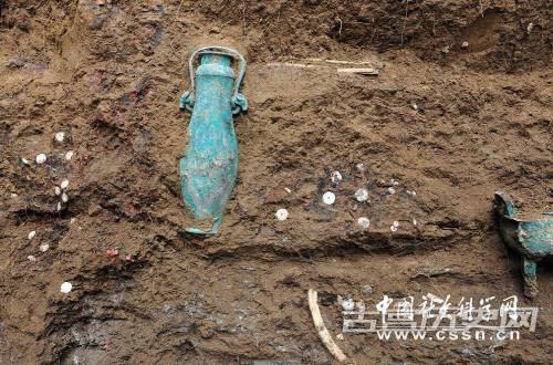 陕西宝鸡旭光墓地抢救性考古发掘获新进展